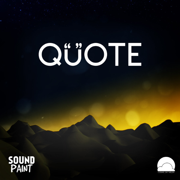 SoundPaint - Quote